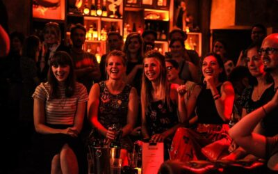 Top 5 London Clubs with Hilarious Comedy Nightlife